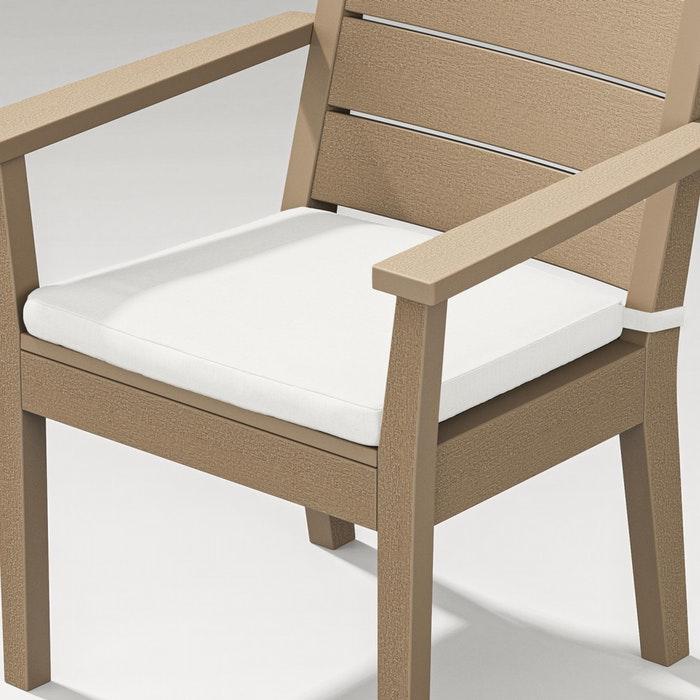 Latitude Dining Arm Chair Cushion