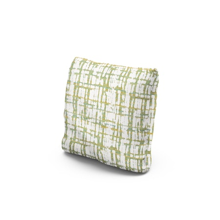 """16"""" Outdoor Throw Pillow by POLYWOOD® in Memphis Retro"""