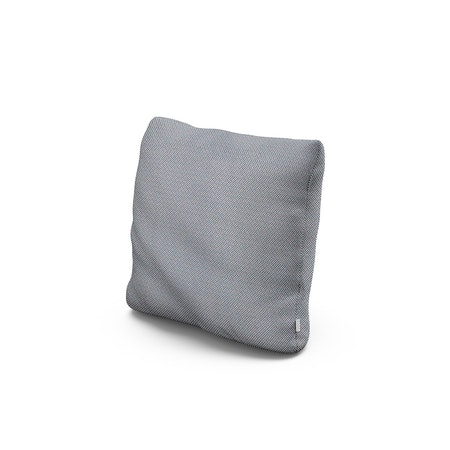 """16"""" Outdoor Throw Pillow by POLYWOOD® in Making Waves"""