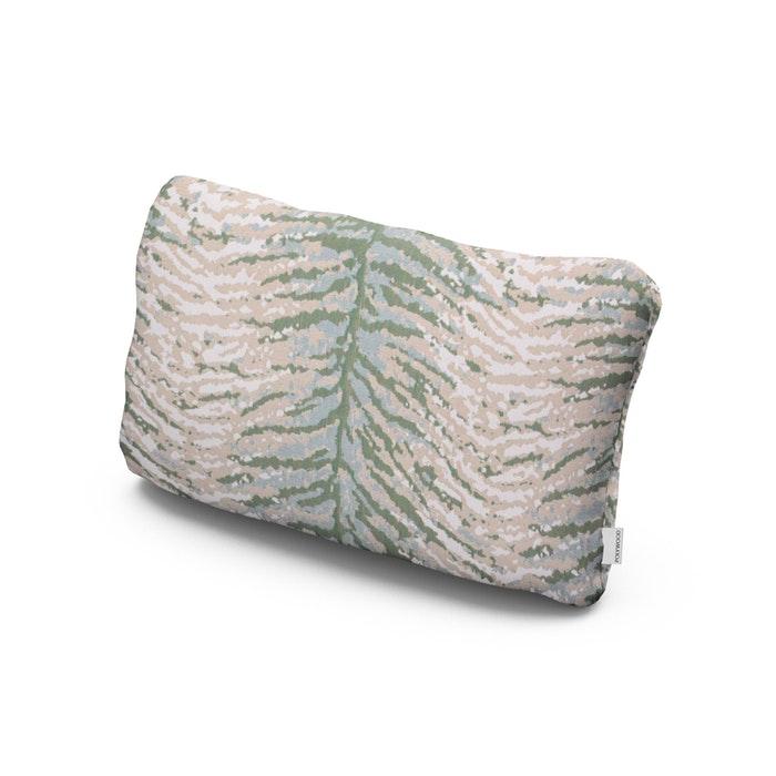 Outdoor Lumbar Pillow in Wild Game