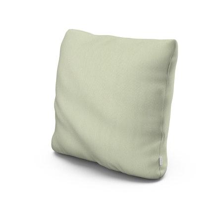 "20"" Outdoor Throw Pillow in Primary Colors Pistachio"