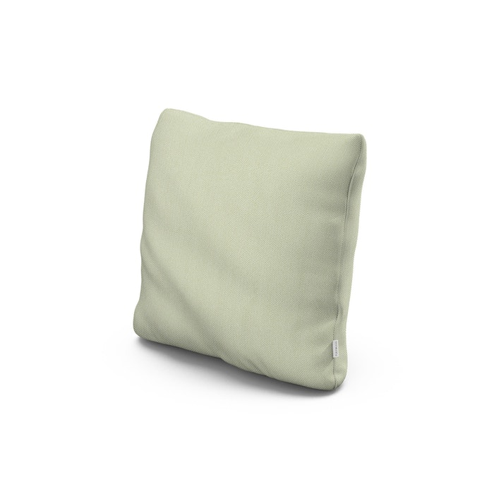 "18"" Outdoor Throw Pillow in Primary Colors Pistachio"
