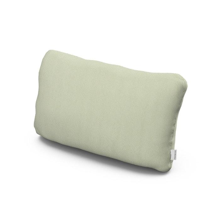 Outdoor Lumbar Pillow in Primary Colors Pistachio