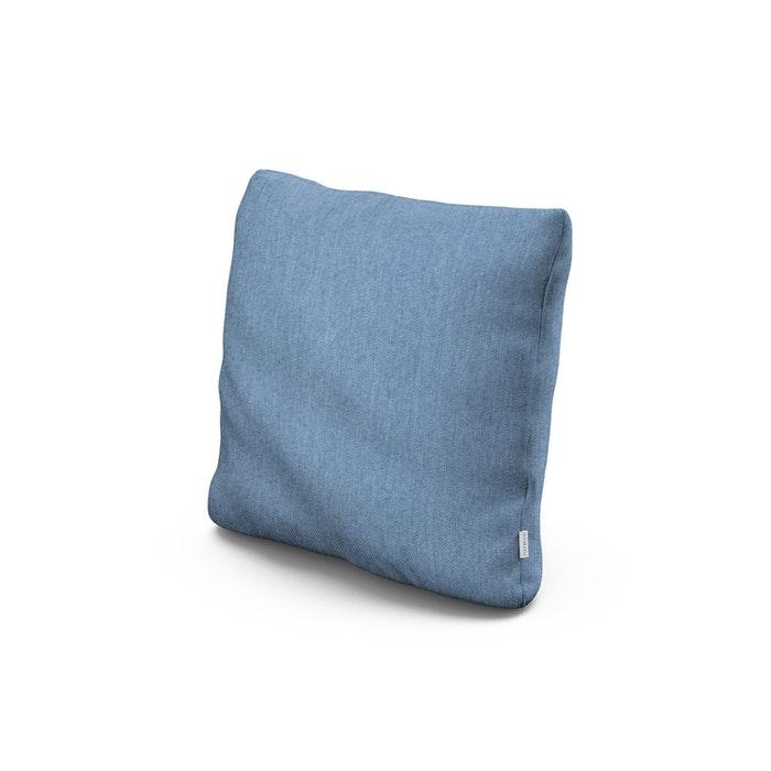 "18"" Outdoor Throw Pillow in Sky Blue"